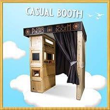 Casual Booth kiezen